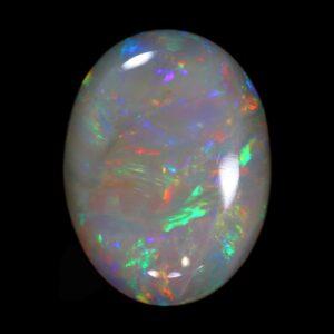 Australian Fire Opal Gemstone